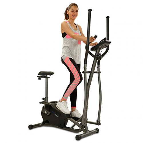 heimtrainer fahrrad aktivshop crosstrainer 2in1. Black Bedroom Furniture Sets. Home Design Ideas