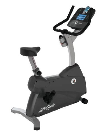 heimtrainer fahrrad life fitness c1 track heimtrainer fahrrad ratgeber. Black Bedroom Furniture Sets. Home Design Ideas