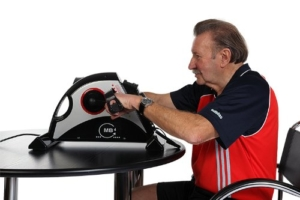 Christopeit Heimtrainer Mini