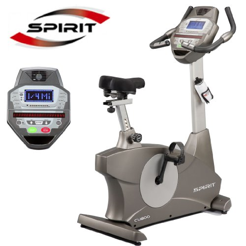 heimtrainer fahrrad spirit fitness cu800 heimtrainer. Black Bedroom Furniture Sets. Home Design Ideas