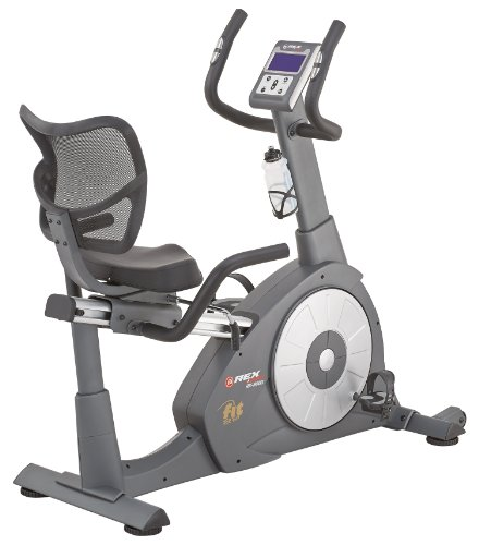 heimtrainer fahrrad rex sport san diego rx 600g. Black Bedroom Furniture Sets. Home Design Ideas