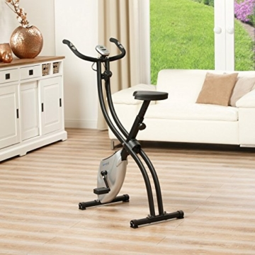 Heimtrainer S-Bike »Pro« mit Trainingscomputer -